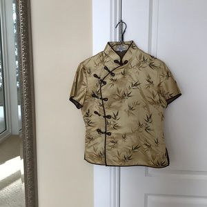 Silk authentic blouse